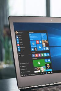 Nouveautés Windows 10