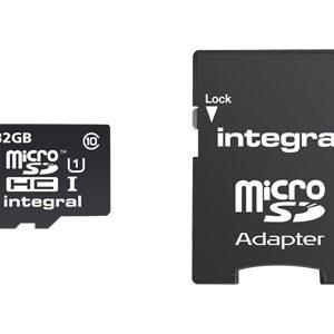 Carte SD-HC Integral UltimaPro 32 Go Classe 10